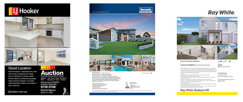 Example Property Brochures - Digital Central - Leaders in