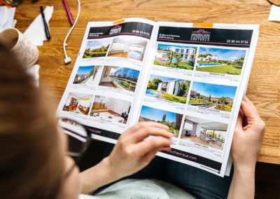 Sample Real Estate Magazines