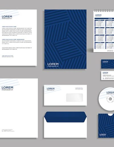 Sample Real Estate Stationery