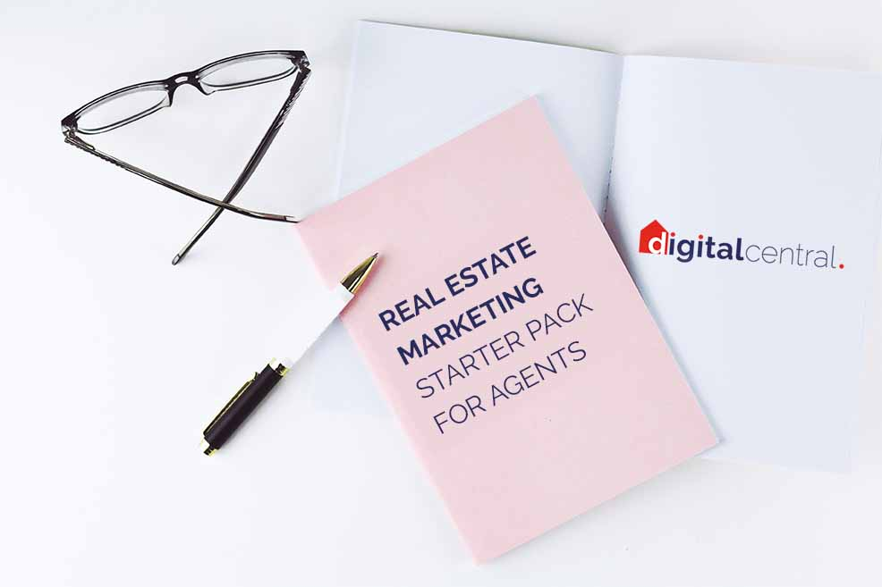 Real Estate Marketing Starter Pack for Agents